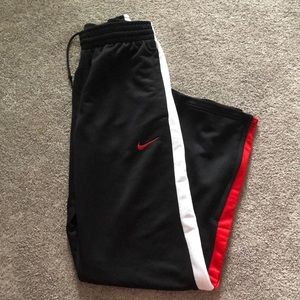 Men's Nike pants size small